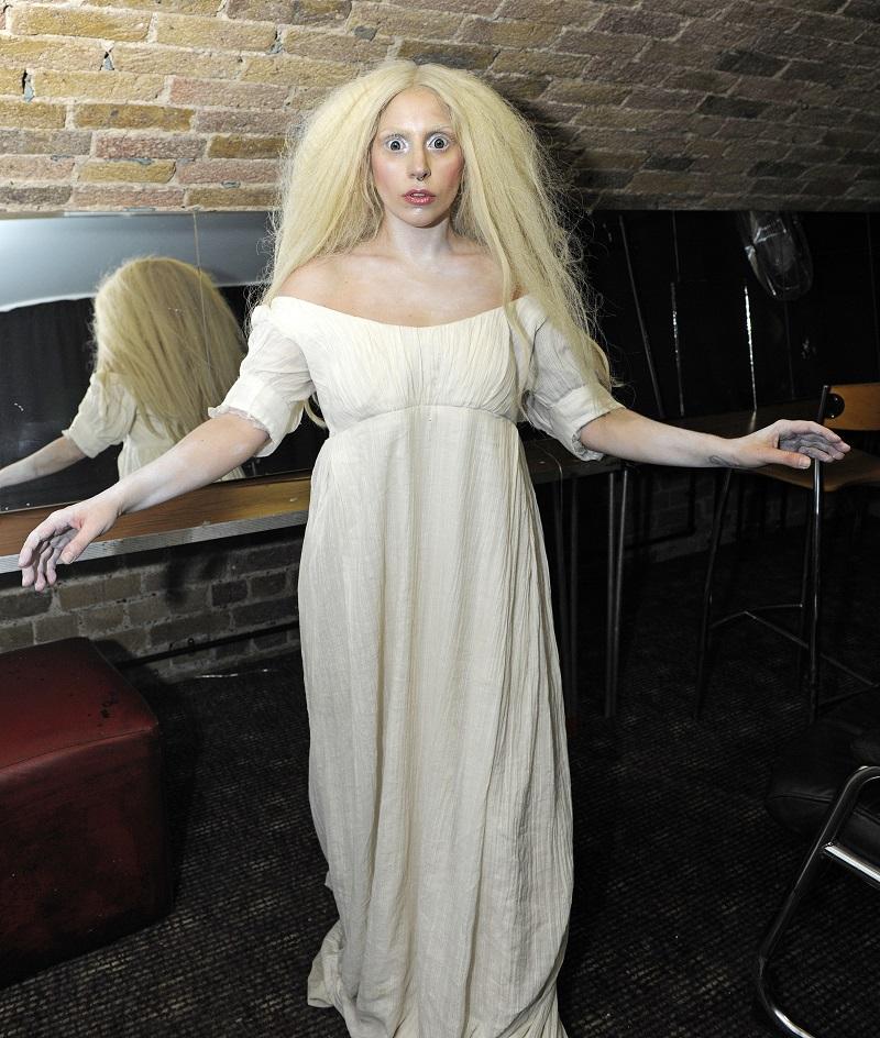 Леди Гага (детектор призраков)