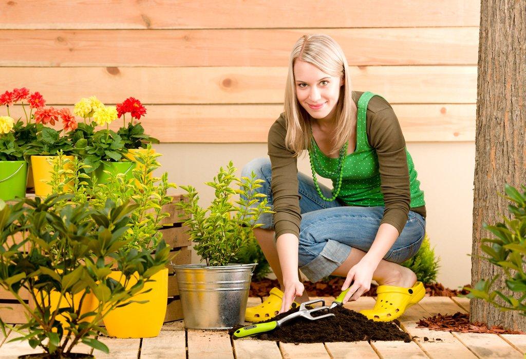 Как садоводство помогает бороться со стрессом
