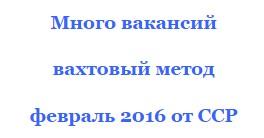 сила сибири работа может предложить много вакансий на февраль 16