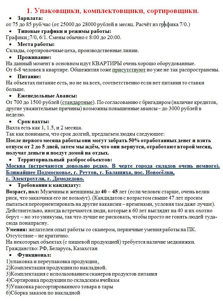 Вакансии для беженцев Украины