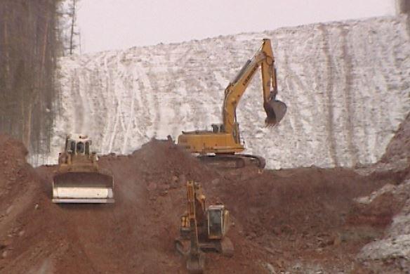 Сила Сибири на участках работа